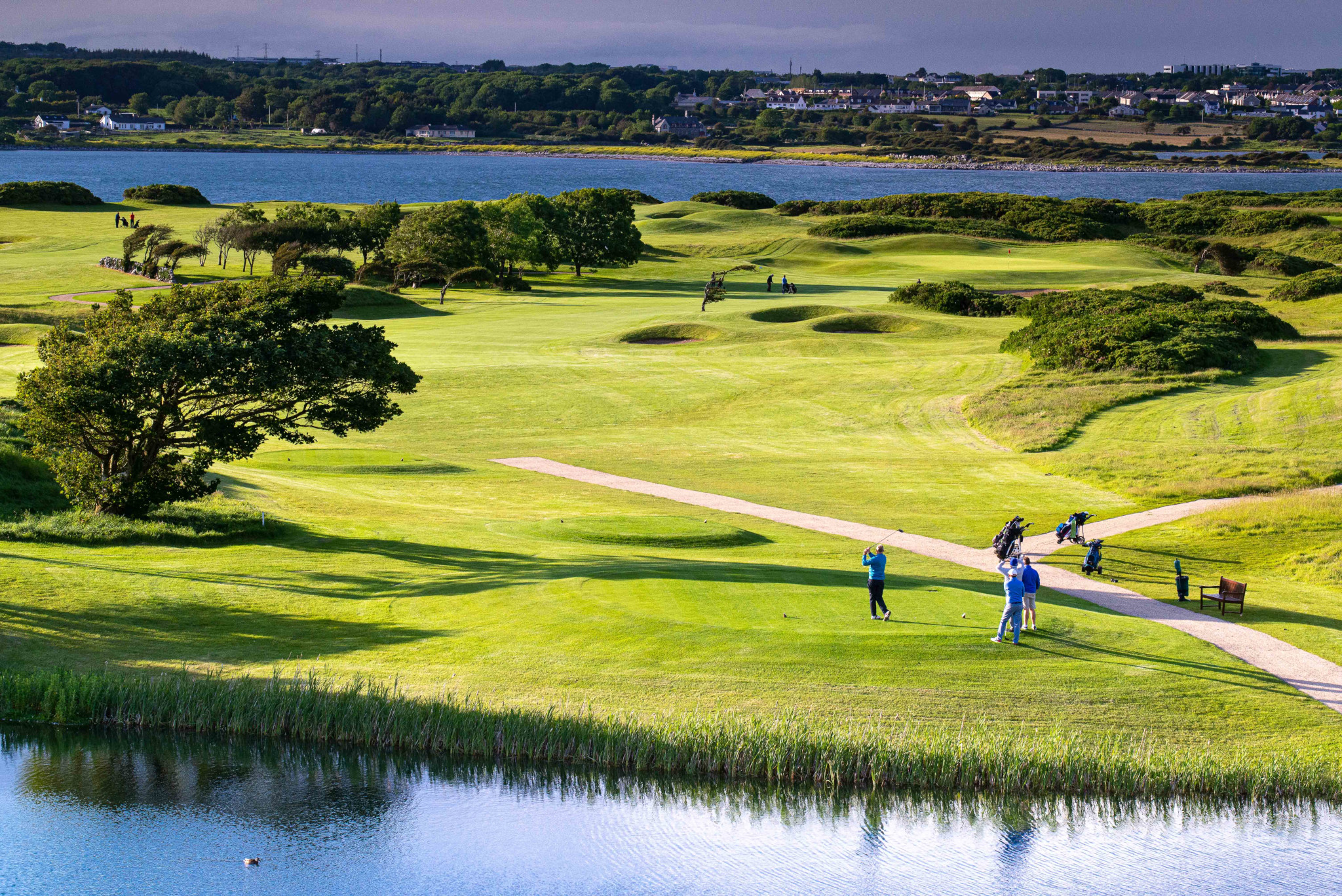 Galway Bay Golf Resort one of the best 18 hole golf courses in Galway